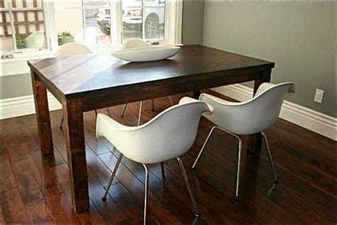 1000 images about parsons style farm tables on
