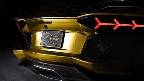 Cars Lamborghini Lamborghini Aventador Exhaust Lamborghini