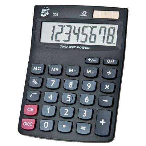 calcolatrice da ufficio calcolatrice da tavolo 208 5 kc dx120 ufficio