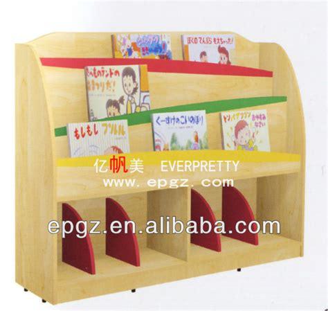 childrens book rack lovely bookcase wooden bookshelf children 2169