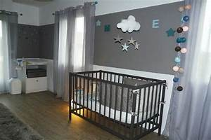 Chambre Bebe Etoile : deco chambre bebe fille etoile visuel 2 ~ Teatrodelosmanantiales.com Idées de Décoration