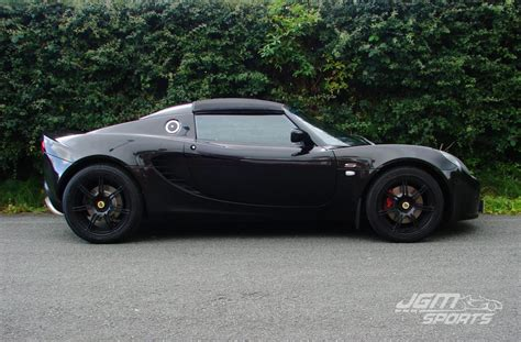 2007 S2 Lotus Elise S Touring Pack Starlight Black Only 2