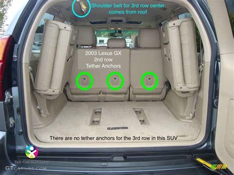 car seat lady lexus gx
