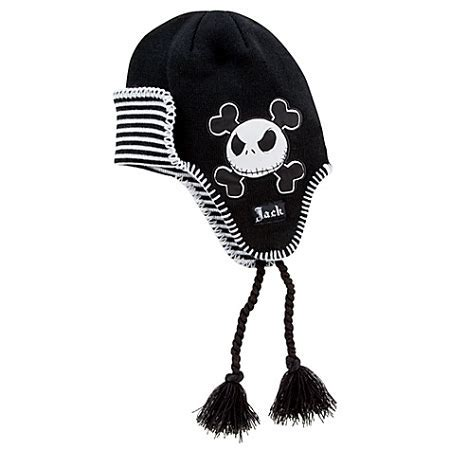 Disney Hat   Beanie   Jack Skellington