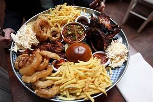 Newcastle bar has started its own Man Vs Food Challenge ...