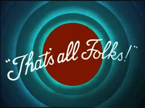 looney tunes end that s all folks mp3 song listen