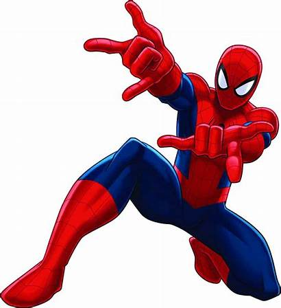 Clipart Transparent Hero Background Super Comic Spiderman