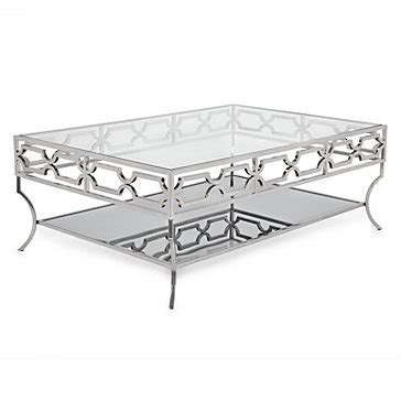 The base was purchased in san francisco at z gallerie on union street, and appears to be no longer available. Glass Coffee Table | Polished & Stylish Abigail Table | Z Gallerie