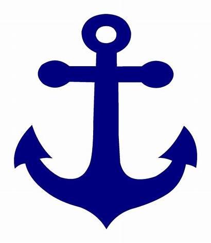 Anchor Svg Anchors Nautical Decal Cricut Stencil