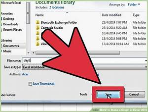 How To Make A Graph In Excel 2010 15 Steps With Pictures