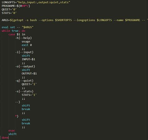 bash script variable inside quotes