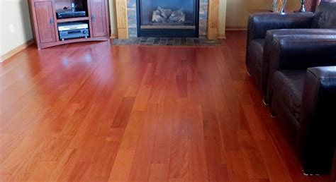Malaccan Cherry vs. Brazilian Cherry Flooring