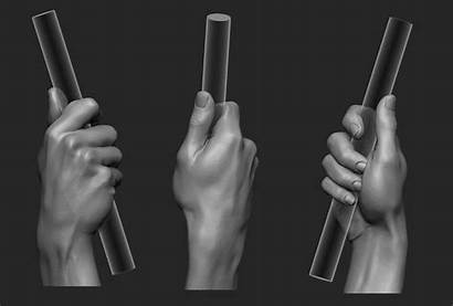 Hand Pose Male 3d Models Replicas Scans