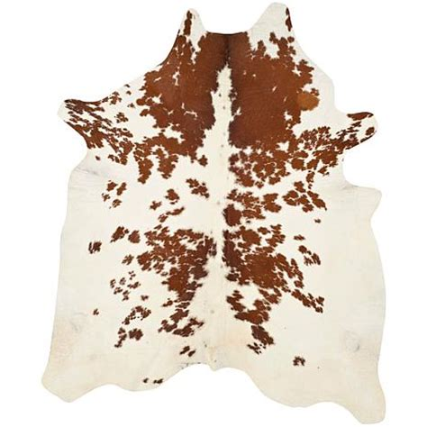 Safavieh Cowhide Rug by Safavieh Cowhide Leather Rug 4 6 Quot X 6 6 Quot 6762432 Hsn