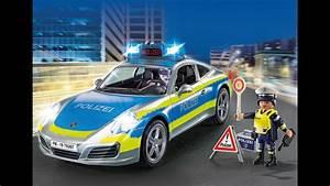 Voiture Playmobil Porsche : playmobil police 2020 porsche playmobil 70067 youtube ~ Melissatoandfro.com Idées de Décoration