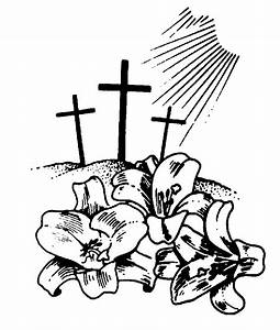 BLACK AND WHITE CROSS - ClipArt Best