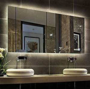 The, Best, Bathroom, Mirrors, With, Built-in, Led, Lights