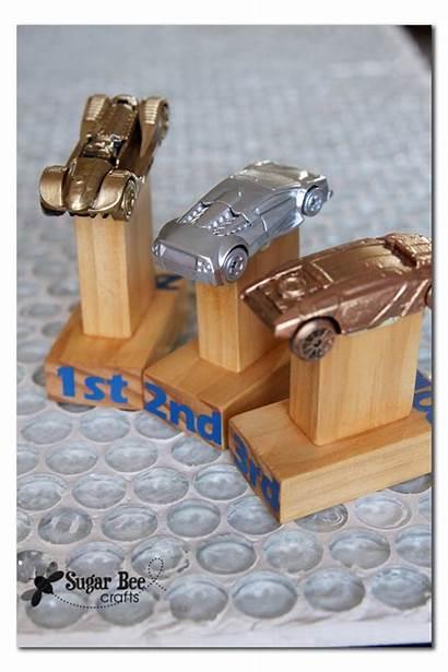 Derby Pinewood Diy Trophies Crafts Trophy Wheels