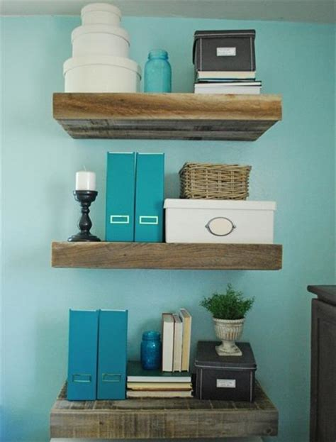 diy wooden pallet shelves pallets designs