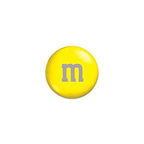 chocolate kisses yellow m m 39 s candywarehouse com