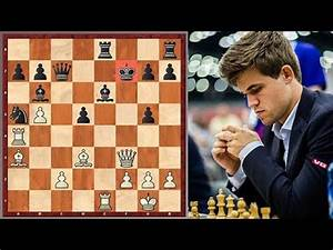 Happy Birthday Magnus Carlsen! - YouTube