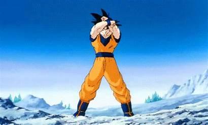 Goku Super Saiyan Reactiongifs