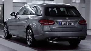 Mercedes Classe C 350e : mercedes benz c 350 e plug in hybrid estate youtube ~ Maxctalentgroup.com Avis de Voitures