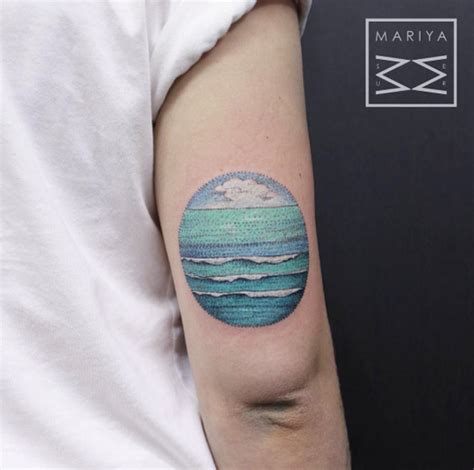 Tattoo Ideas With Mountains