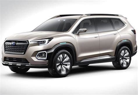 Subaru 2019 Subaru Forester Xt Redesign And Price 2019