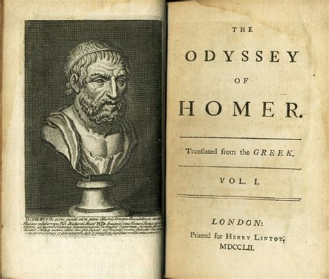 Homer  The Odyssey (book 2) Genius
