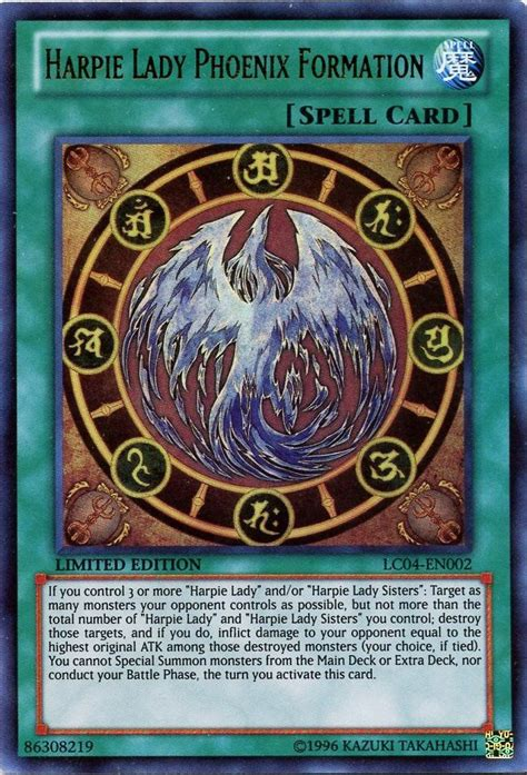 Harpie Deck List by 46 Best Yu Gi Oh Spell Card List Images On