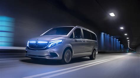 mercedes benz concept eqv   wallpaper hd car
