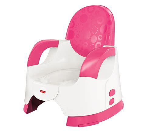 fisher price custom comfort potty girl