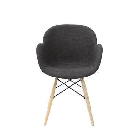 chaise design contemporain chaise design style eames dsw ki oon by drawer