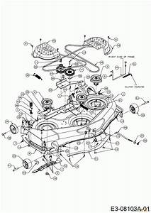 30 Cub Cadet Ltx 1050 Belt Diagram