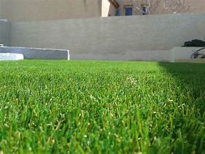 Acheter Gazon Artificiel : pose de gazon artificiel pour jardin et piscine ~ Edinachiropracticcenter.com Idées de Décoration