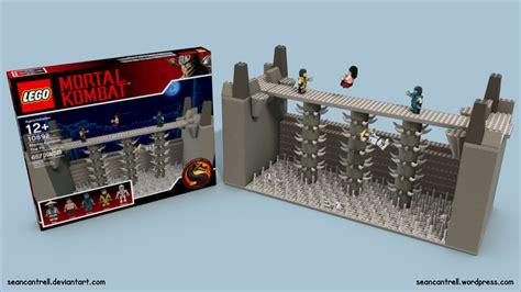 Lego Mortal Kombat Set Sean Cantrell