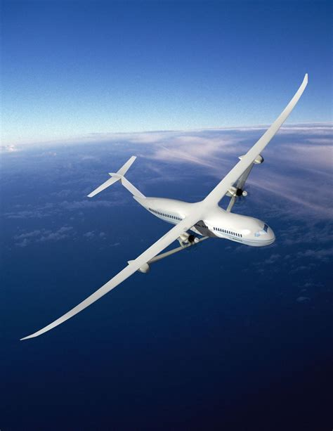 Beauty of Future Airplanes is More than Skin Deep – Aerospace