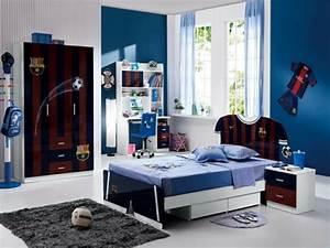 Deco Chambre Foot : deco chambre theme football ~ Dode.kayakingforconservation.com Idées de Décoration