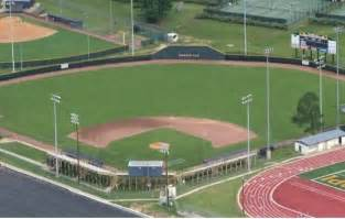 Mississippi College Baseball Field