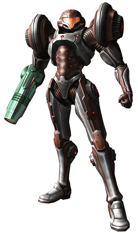 Artwork And Renders Metroid Prime 2 Echoes Metroid Recon