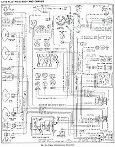 1972 Chevy C10 Engine Wiring Diagram