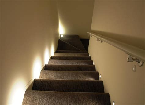 simple indoor stair lights indoor stair lights home