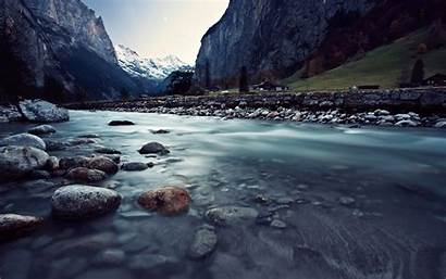 Windows Wallpapers Background Desktop Amazing Fall Water