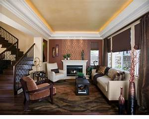 Elegant Living Rooms with High Style - Traba Homes