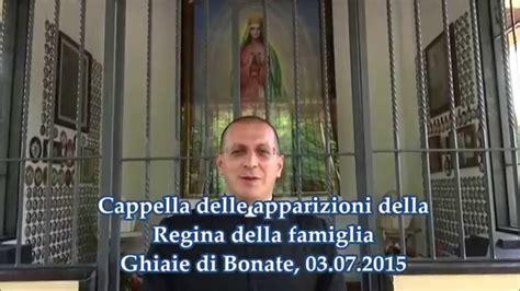 parrocchia ghiaie di bonate a ghiaie di bonate con don alessandro m minutella