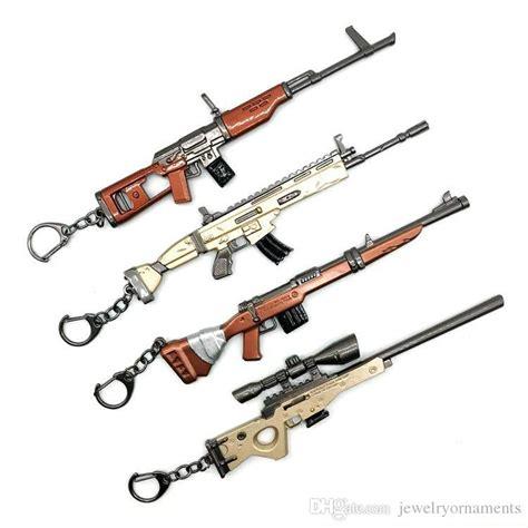 fortnite guns keychains game fortnite gun keyring cm