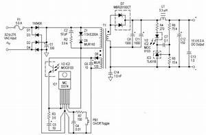 Switching Power Supply 90watt