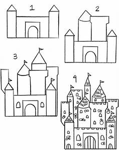 castles drawings - Google Search | Castles | Pinterest ...