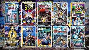 all pokemon movies list images